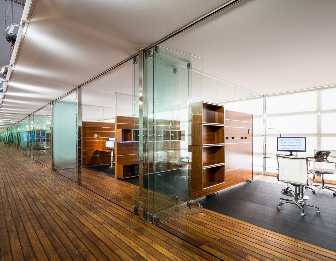 Gli uffici da abitare di jean nouvel for Office ufficio