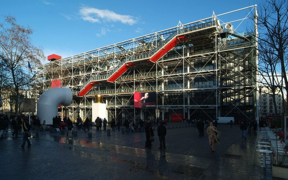 George Pompidou Center