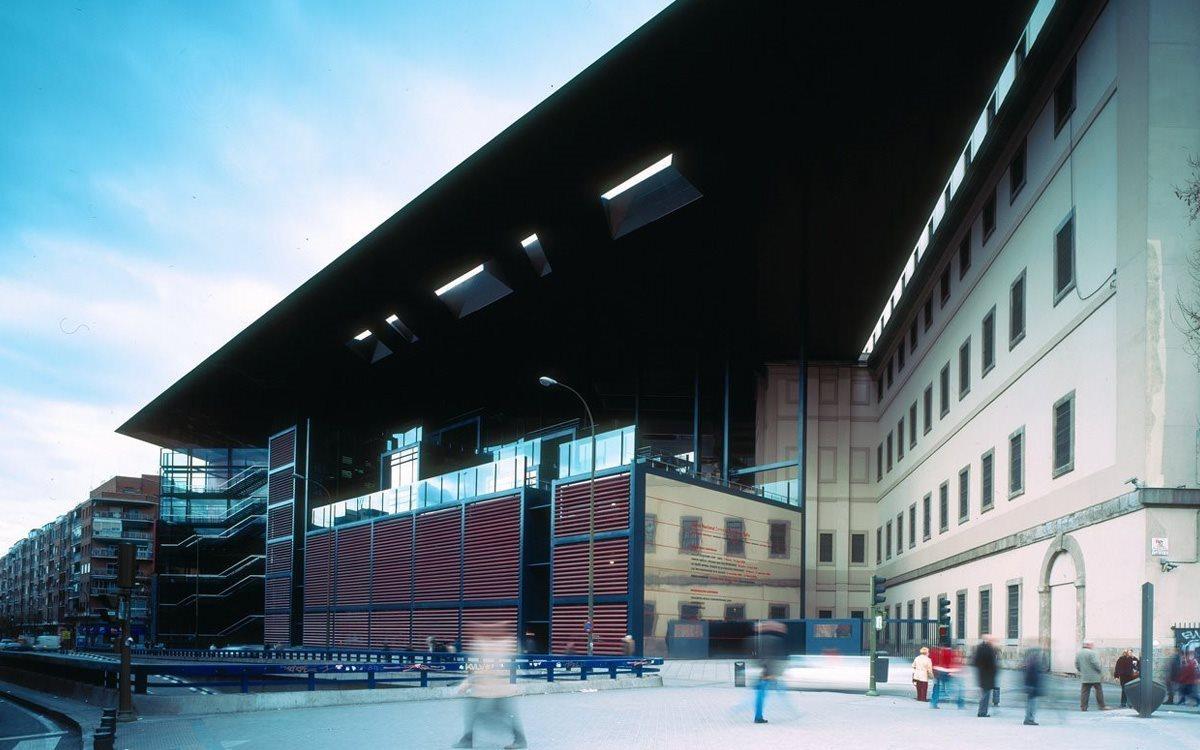 Museum Nacional Centro de Arte Reina Sofia