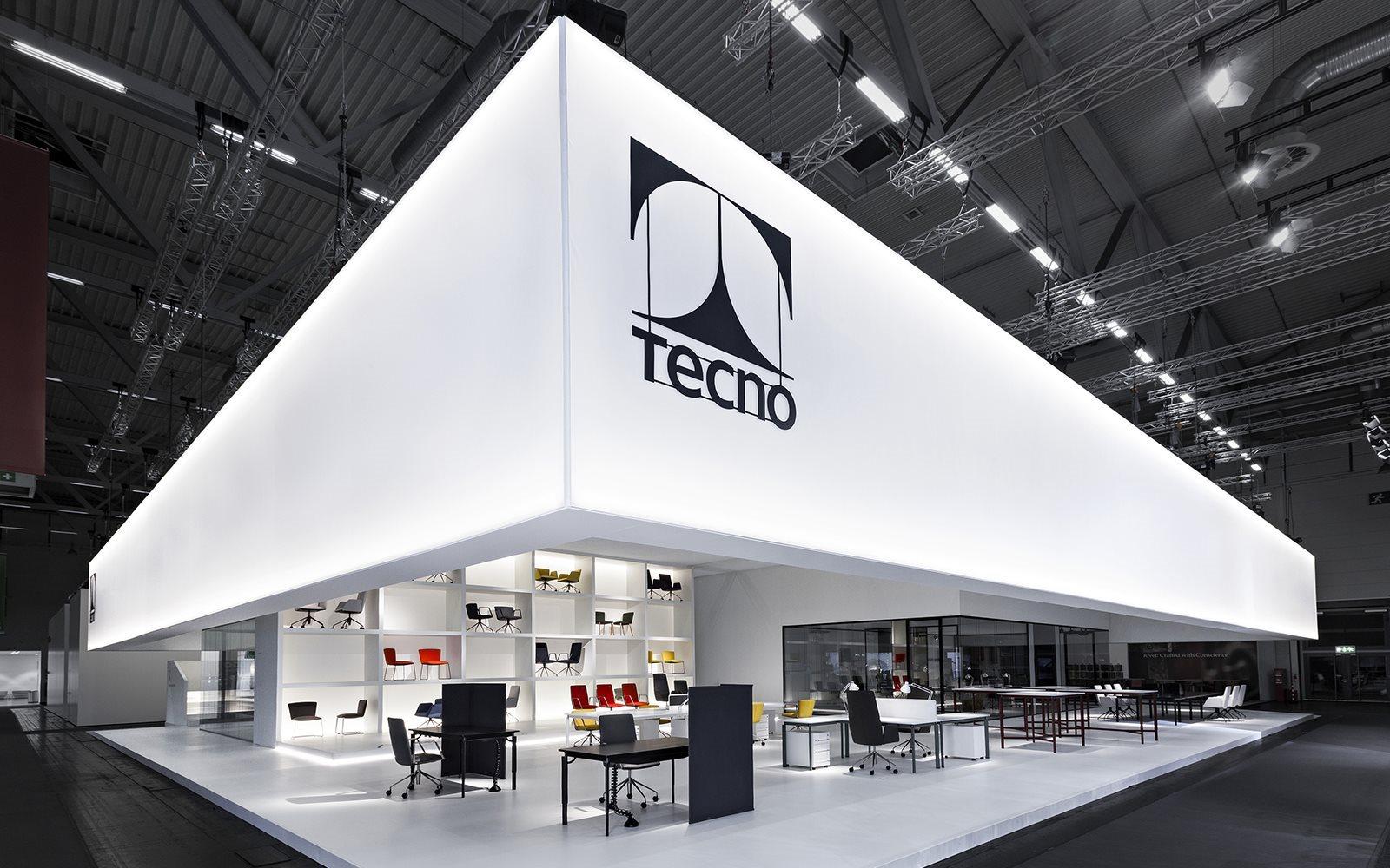 Tecno At Orgatec 2016